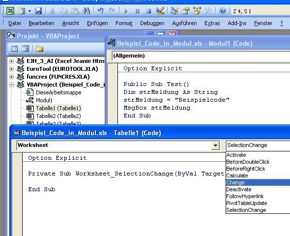 Excel, Formeln, VBA Programmierung, UDF, Tipps & Tricks